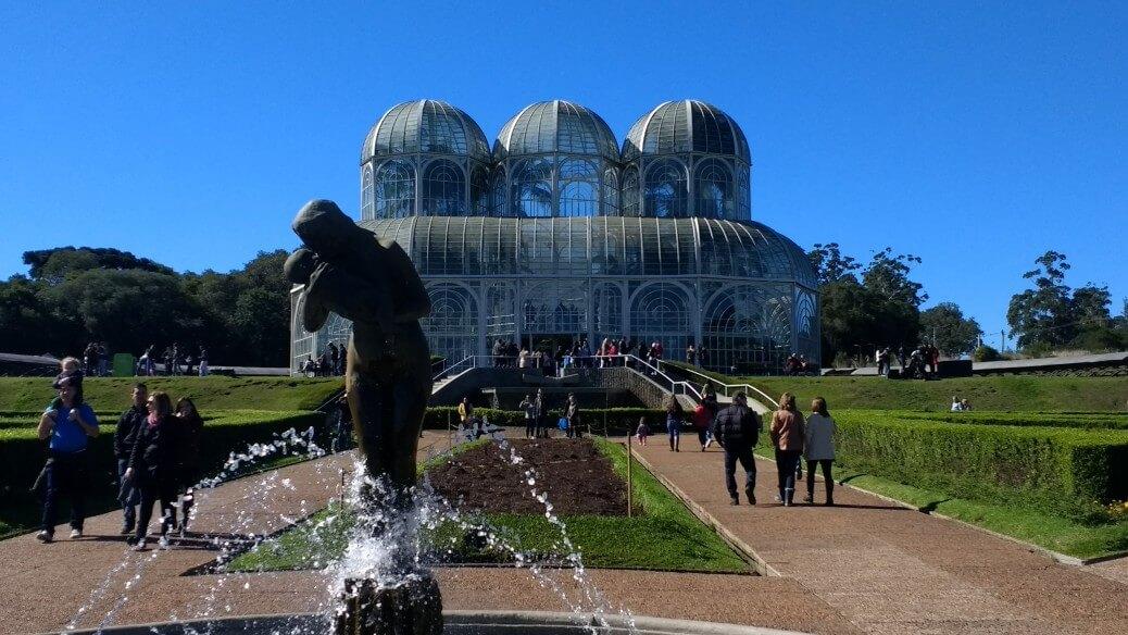 Jardim Botânico - Curitiba/PR
