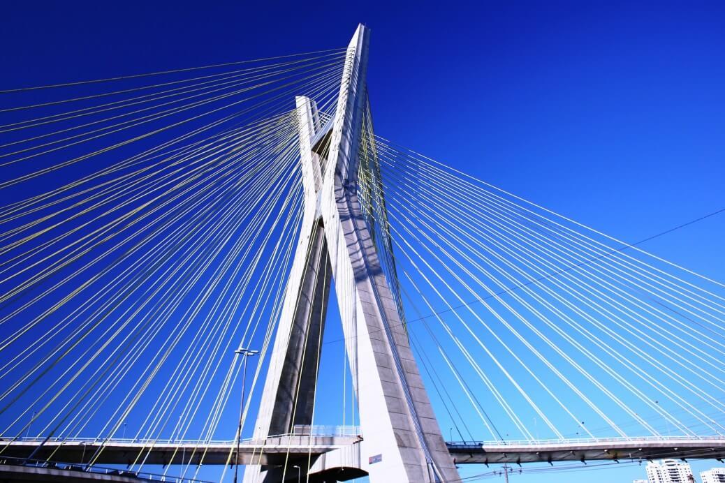 Ponte Estaiada de São Paulo