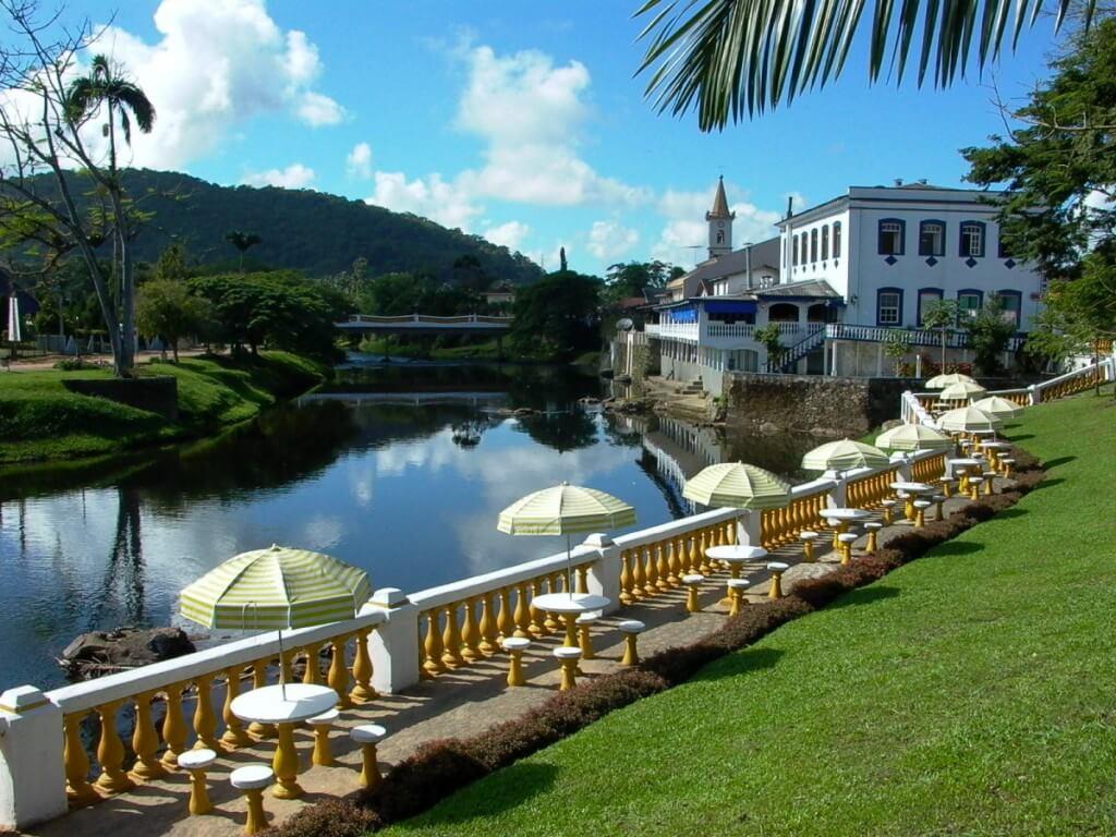 Rio Nhundiaquara - Morretes/PR