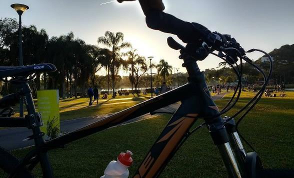 Parque Barigui - Curitiba/PR