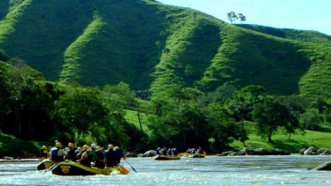 Rafting – Aventura sobre as águas