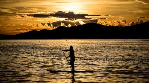 Stand Up Paddle – SUP – Surfando em qualquer lugar