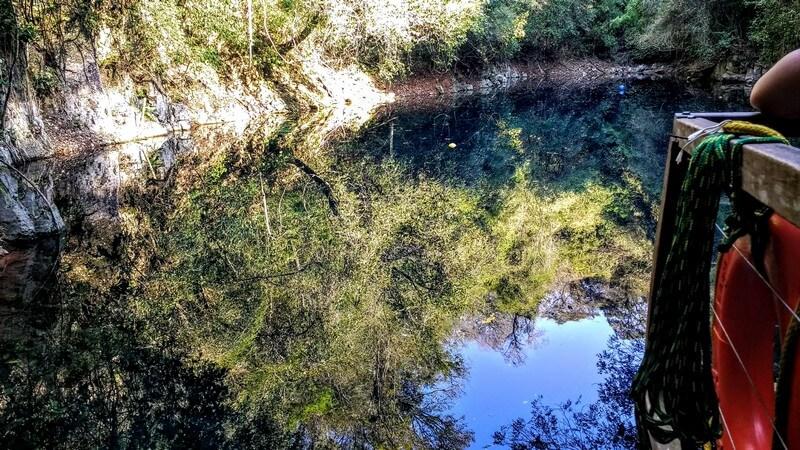 Lagoa Misteriosa - Bonito/MS
