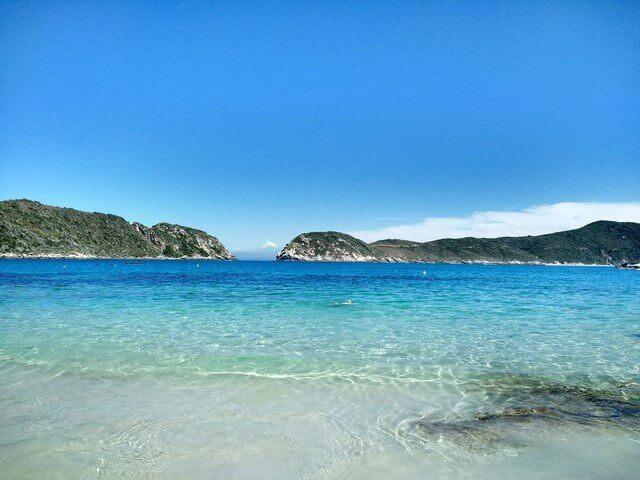 Praia da Ilha do Farol - Arraial do Cabo/RJ