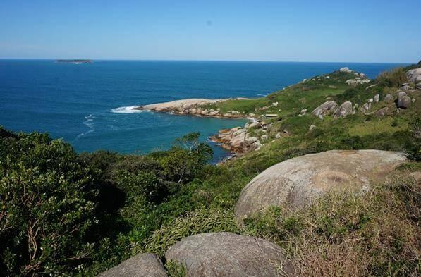 Praia do Gravatá - Floripa/SC