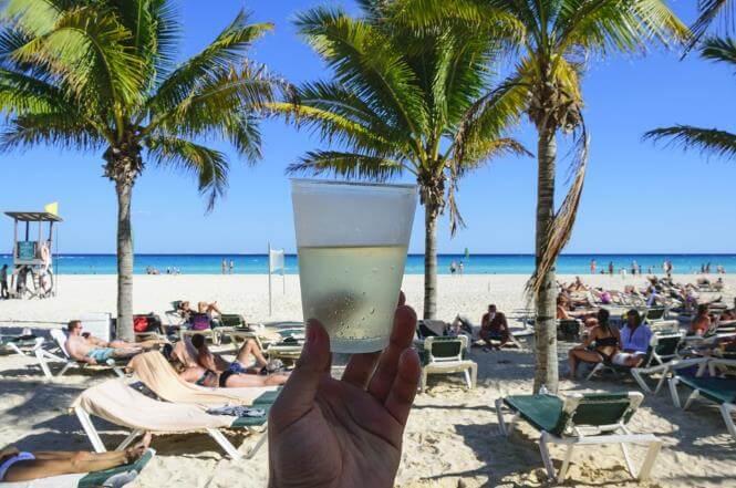 Festa na Praia - Trancoso/BA