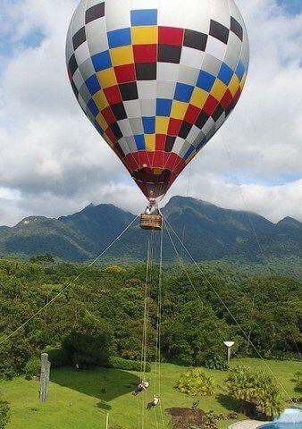 Ekôa Park - Balão