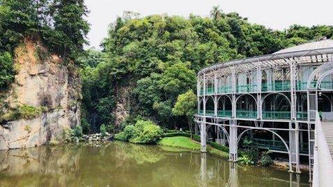 Ópera de Arame – Cartão Postal de Curitiba