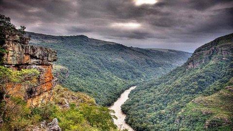 Conheça as paisagens de tirar o fôlego do Cânion Guartelá