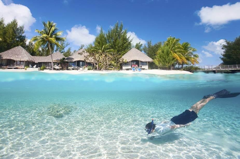 Mergulho praia cristalina - fonte google